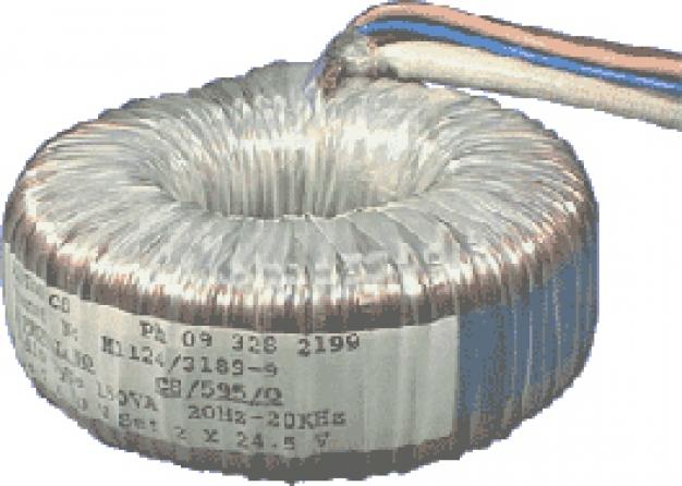 Trasformatore per linea 100V toroidale Kind Audio XF000014-00, 90W