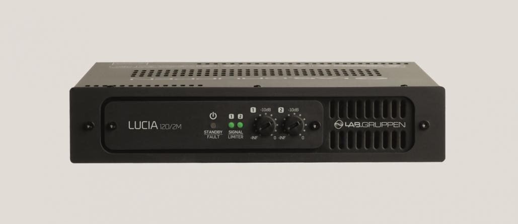 Amplificatore Labgruppen LUCIA 120/2M, 2 canali