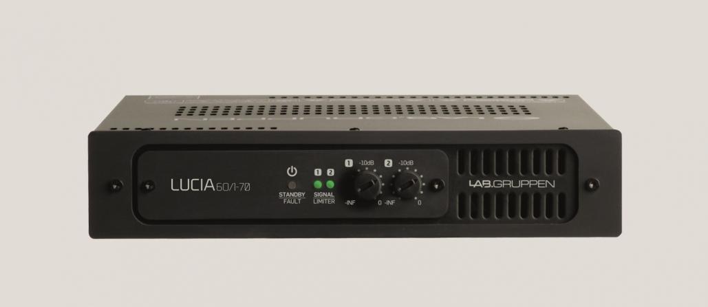 Amplificatore Labgruppen LUCIA 60/1-70, 1 canale