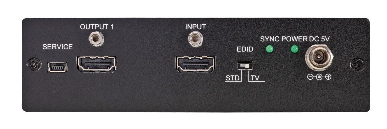 Splitter HDMI HighSpeed 4K UHD 2160p 4 porte, Premium