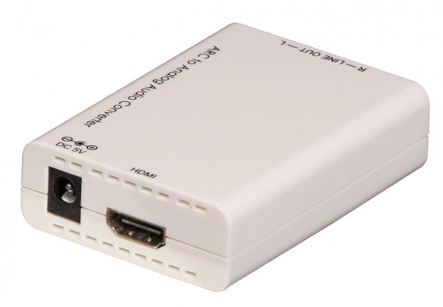 Convertitore HDMI ARC ad analogico stereo RCA