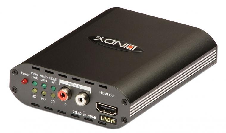 Converter 3G SDI a HDMI
