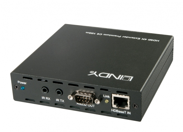 Extender HDMI Cat.6 4K Digital Signage 100m con tecnologia HDBaseT