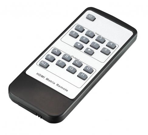 Switch Matrice HDMI 4K UHD 8x8 Professional