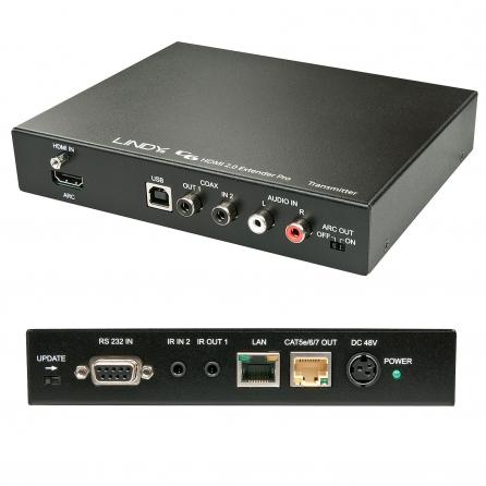 Extender Premium C6 HDMI 2.0 HDBaseT 2.0 - Trasmettitore