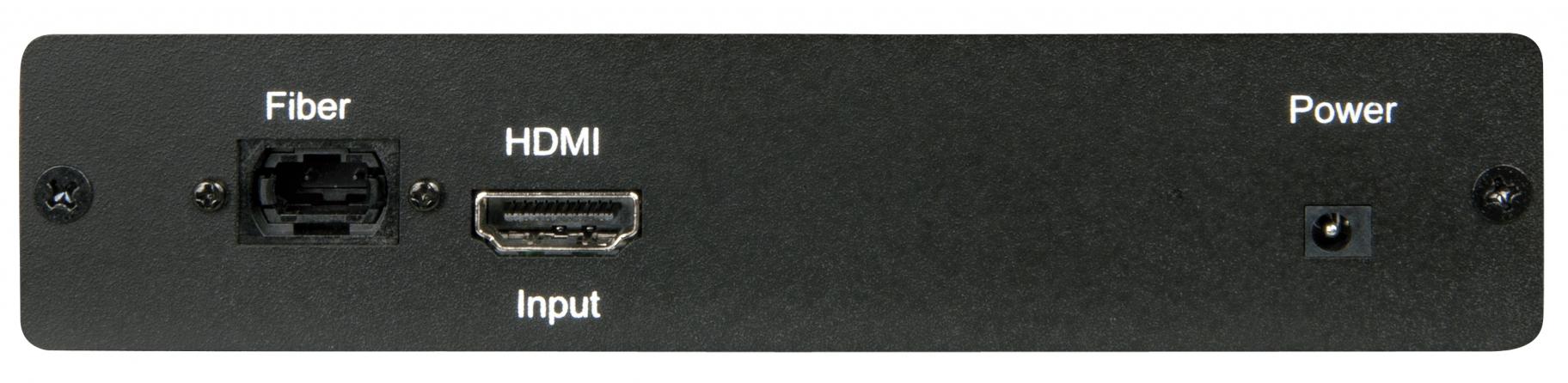 Extender HDMI 2.0 4K60 su fibra ottica, 200m
