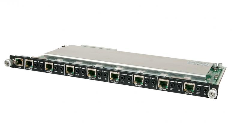 Matrice AV modulare: 8 uscite HDMI 4K
