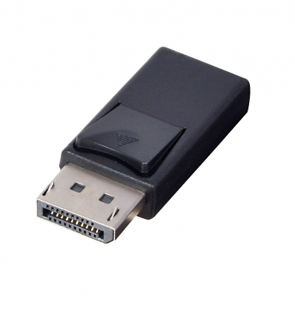 Adattatore Mini DisplayPort Femmina a DisplayPort Maschio