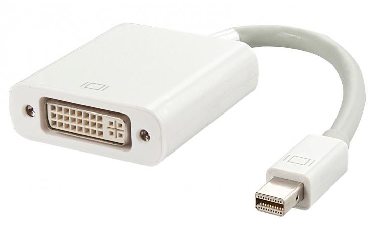 Adattatore Mini DisplayPort a DVI-D, ADM Attivo