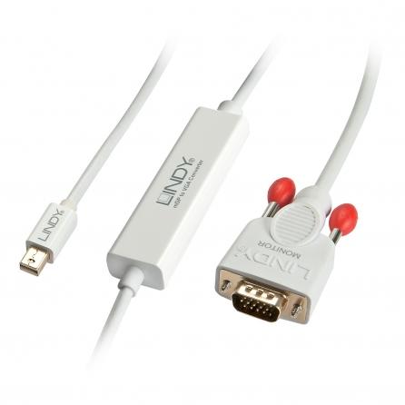 Cavo Mini DisplayPort a VGA Bianco, 3m
