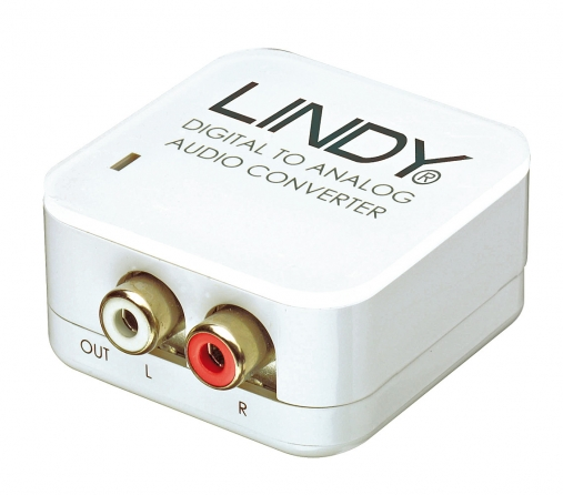 Converter Audio SPDIF Digitale > Analogico RCA