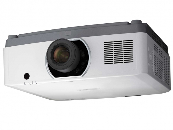 Videoproiettore Nec PA803UL (fornito senza ottica)