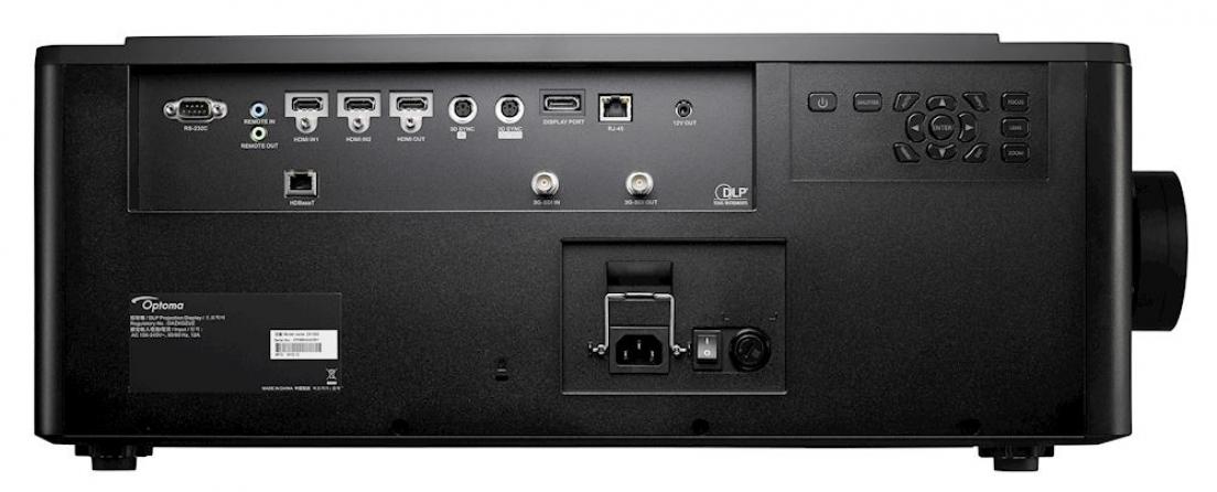 Videoproiettore Optoma ZK750