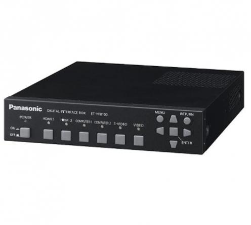 Interfaccia HD-BaseT Panasonic con Digital Link