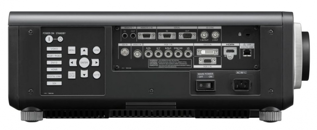 Videoproiettore Panasonic PT-DX100L