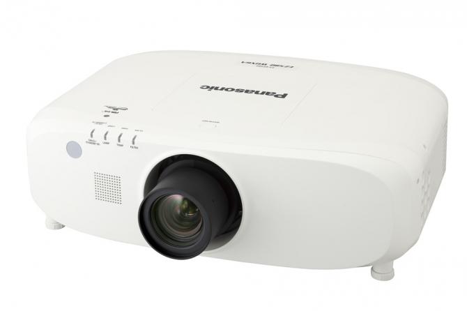 Videoproiettore Panasonic PT-EZ580E