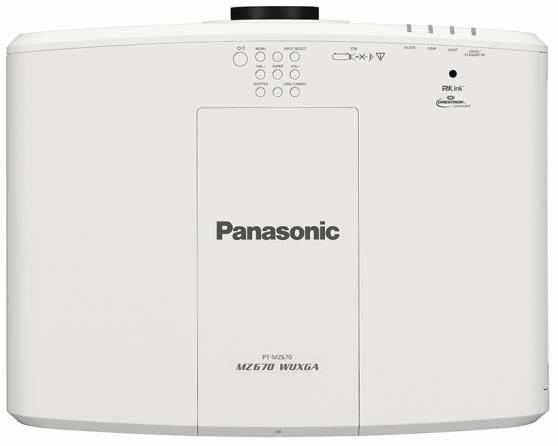 Videoproiettore Panasonic PT-MZ670EJ (ottica standard inclusa)