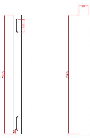 """Porta pannello per elevatori motorizzati da controsoffitto """"Prolift"""""""