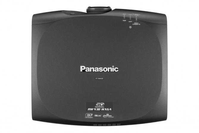 Videoproiettore Panasonic PT-RW430E