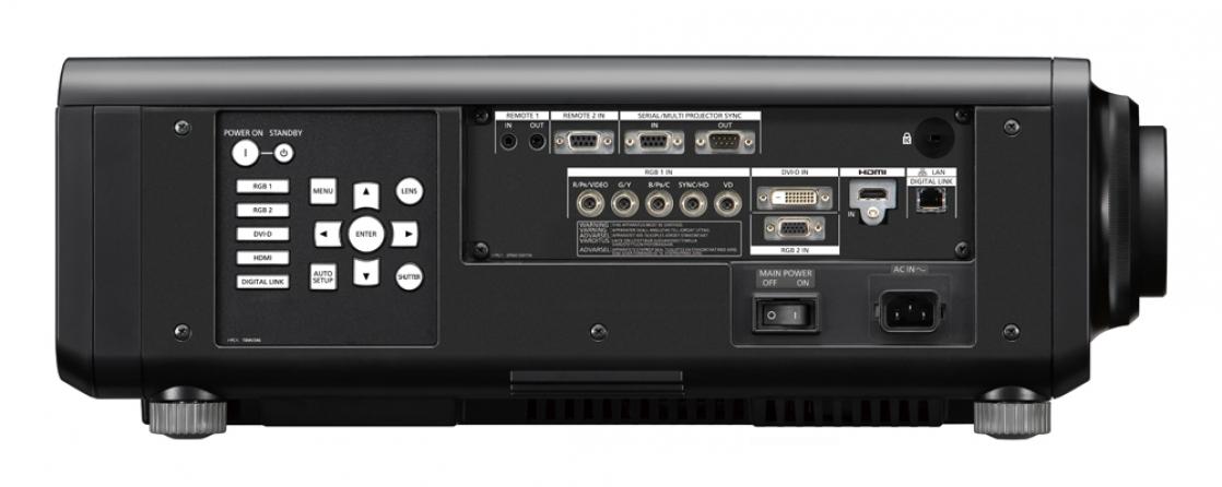Videoproiettore Panasonic PT-RW620LBEJ