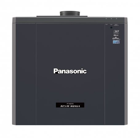 Videoproiettore Panasonic PT-RZ570BE (ottica standard inclusa)