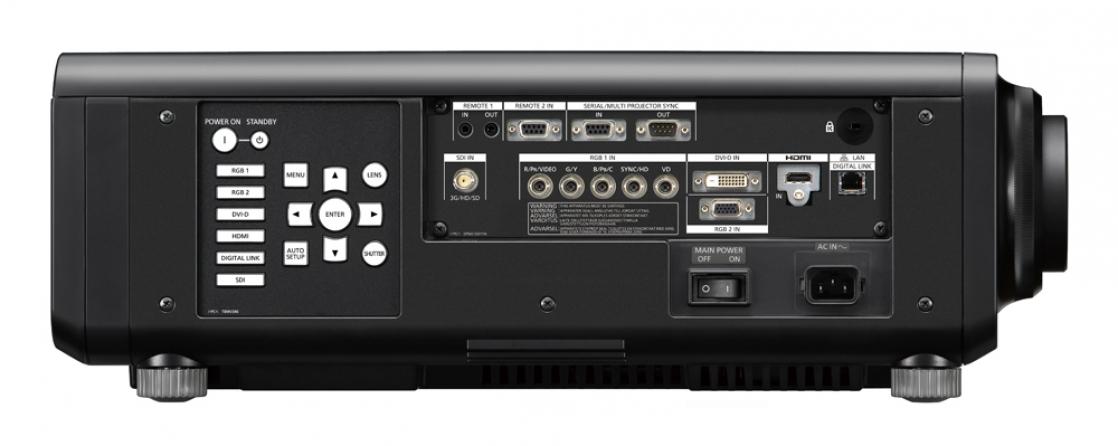 Videoproiettore Panasonic PT-RZ970LBEJ