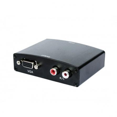 Convertitore da HDMI a VGA/Audio
