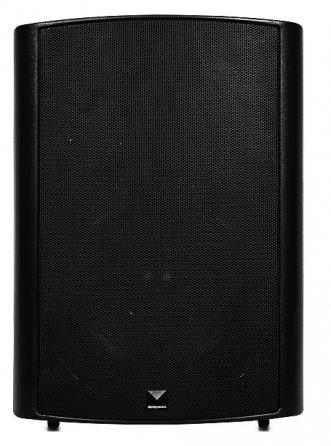Coppia di diffusori attivi t&mSystems AVP6-BK, 30Wx2