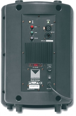 Coppia di diffusori attivi t&mSystems 8PA, 80Wx2