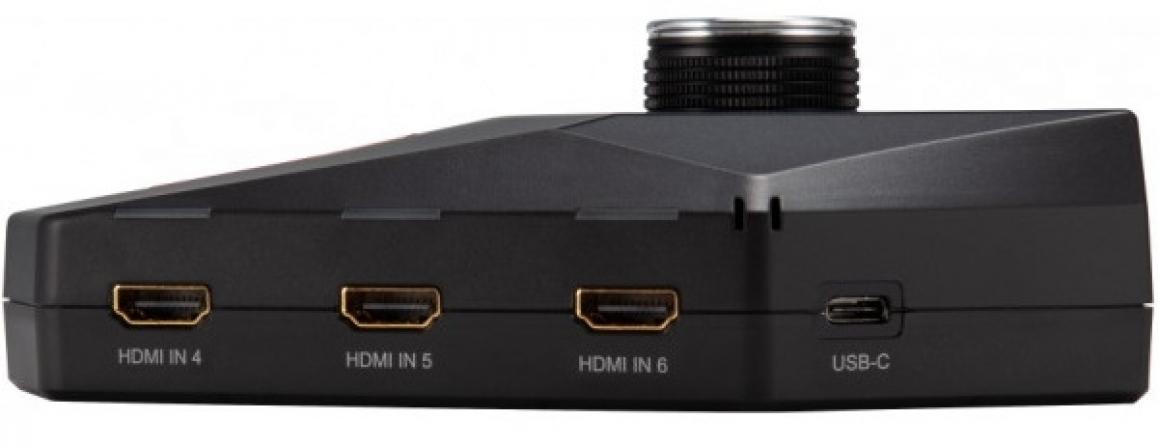 Switch video hub 6 ingressi HDMI per presentazioni ViewSonic VBH100