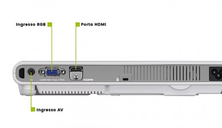 Videoproiettore Casio XJ-A242