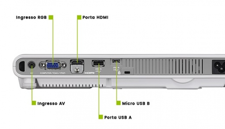 Videoproiettore Casio XJ-A257