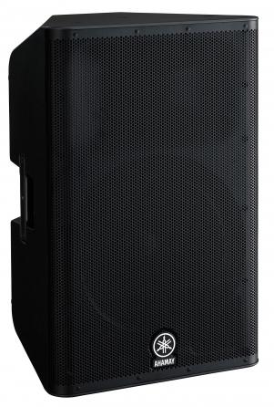 Diffusore bi-amplificato Yamaha DXR15 con DSP