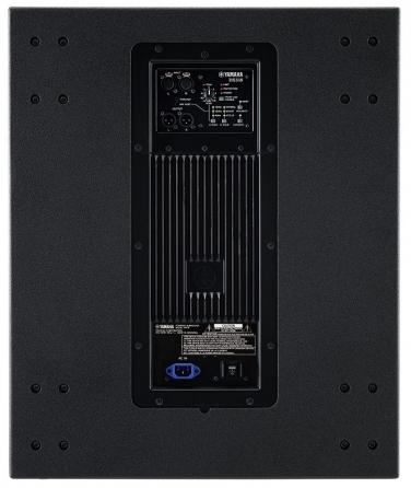 Subwoofer attivo Yamaha DXS18 con DSP