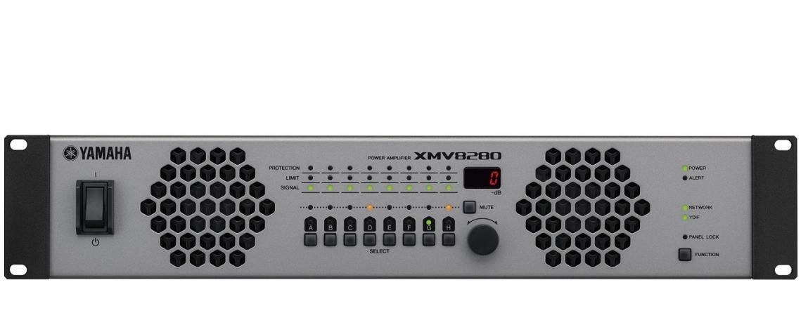 Amplificatore classe D Yamaha XMV8280D, 8 canali