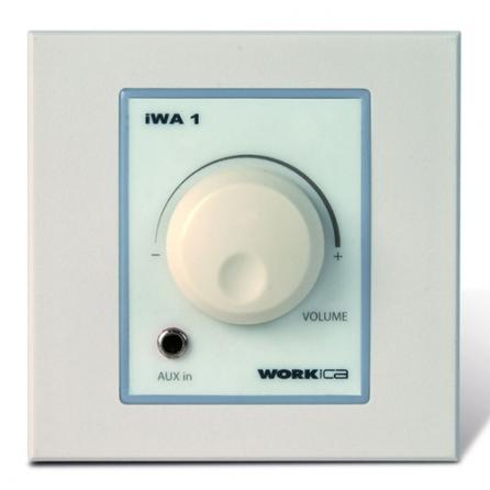Amplificatore stereo da parete classe D Yamaha iWA1, 2 canali
