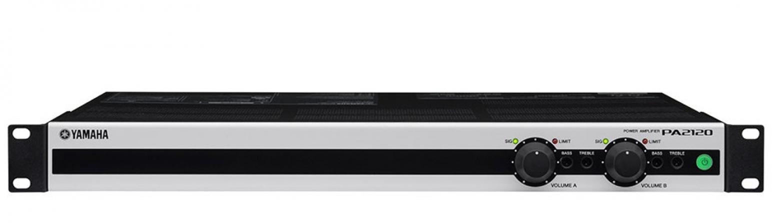 Amplificatore classe D Yamaha PA2120, 2 canali