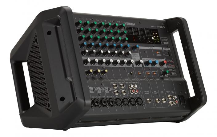 Mixer amplificato 12 canali Yamaha EMX5, 2x500W