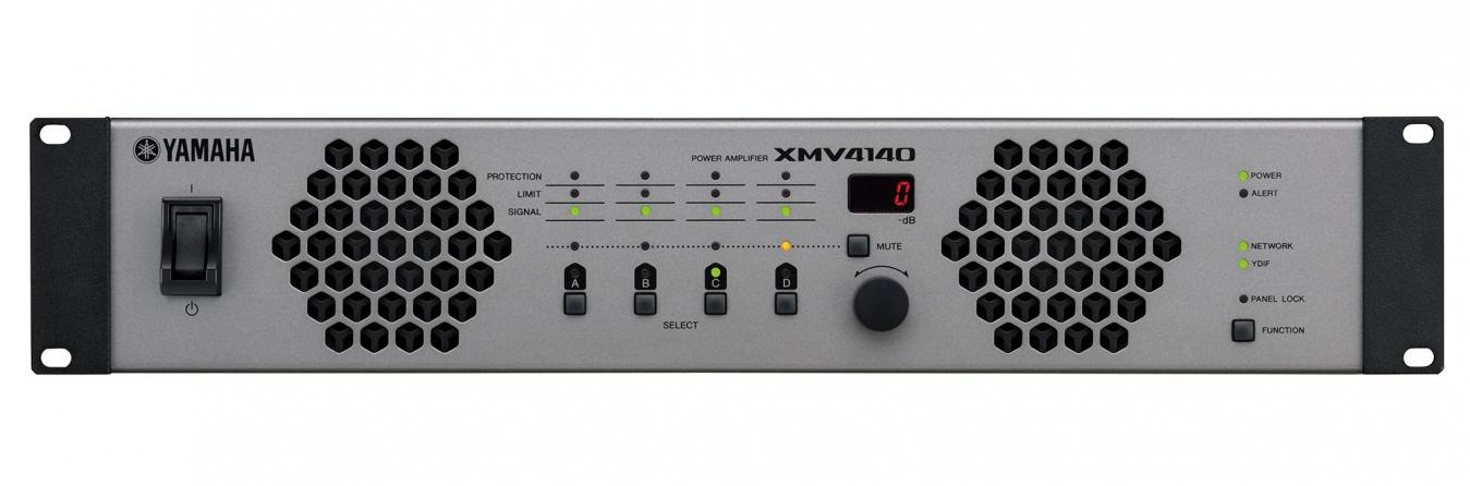 Amplificatore classe D Yamaha XMV4140, 4 canali