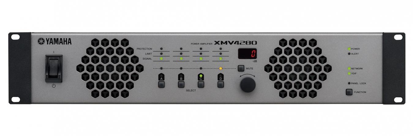 Amplificatore classe D Yamaha XMV4280, 4 canali