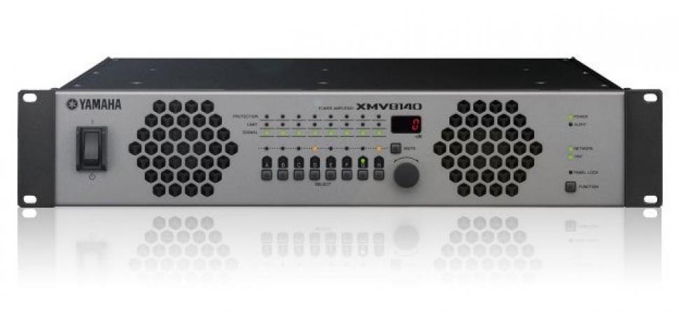 Amplificatore classe D Yamaha XMV8140, 8 canali