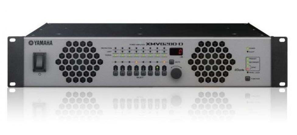 Amplificatore classe D Yamaha XMV8280, 8 canali