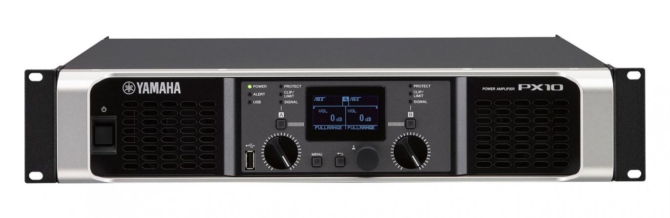 Amplificatore classe D Yamaha PX8, 2 canali