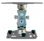 """Supporto professionale per videoproiettore """"Arakno-mini"""" con regolazione micrometrica 15cm (silver)"""