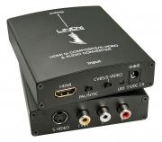 Converter da HDMI a SVHS / S-Video / video composito e audio
