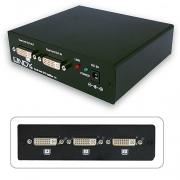 Video Splitter DVI-D Dual Link, 4 Porte