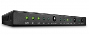 Switch HDMI 2.0 18G con Audio, 4 porte