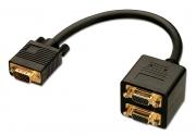 Cavo Splitter VGA, 2 Porte