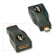 Adattatore Mini HDMI (Tipo C) Femmina a Micro HDMI (Tipo D) Maschio