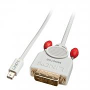 Cavo Mini DisplayPort a DVI-D bianco, 1m